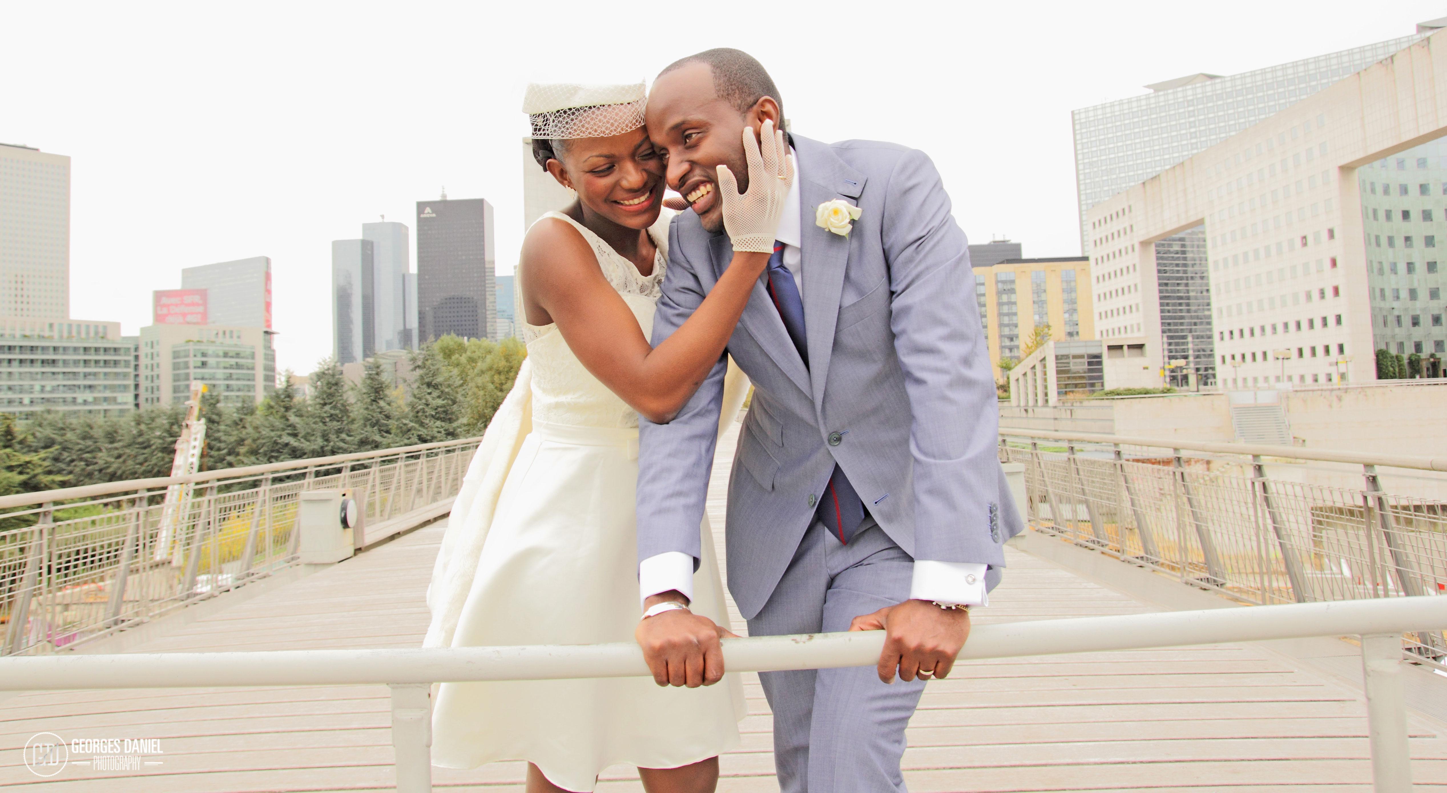 Mariage Gabonais Olivia Duboze et Addo Bayonne