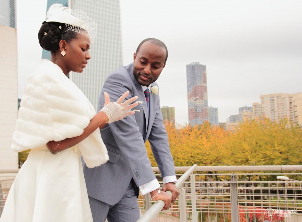 Mariage Gabonais Duboze Olivia