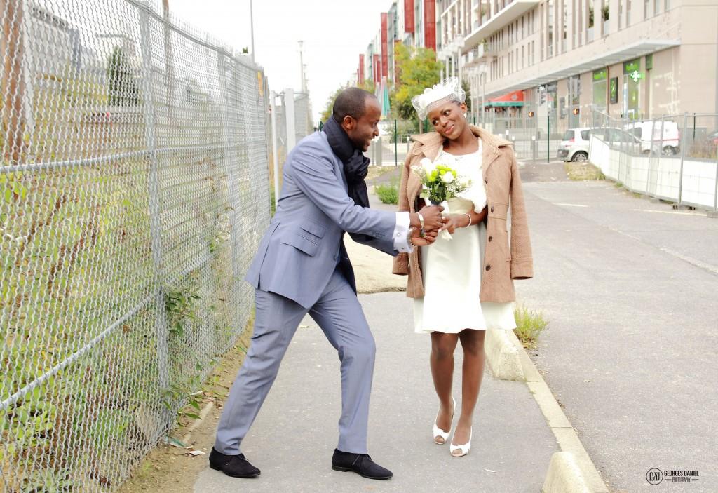 Mariage Gabonais Duboze Bayonne