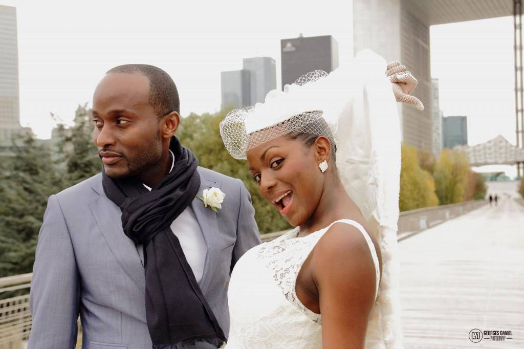 Mariage Gabonais By Georges Daniel