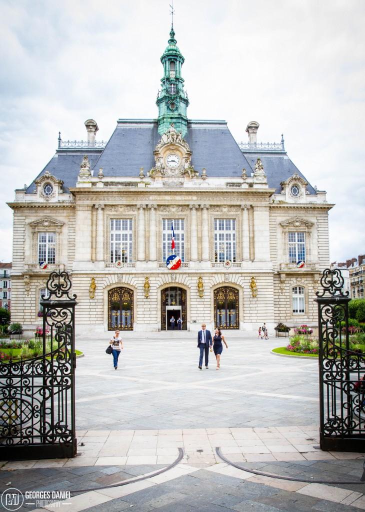 Mairie Levallois Perret