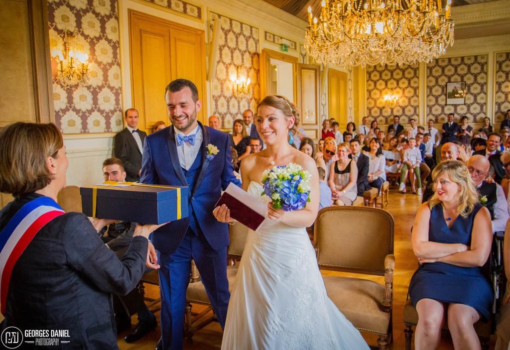 cérémonie mariage levallois perret