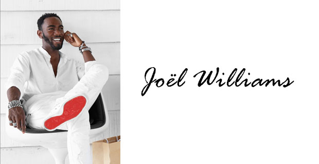 JOËL WILLIAMS – MILC MAGAZINE