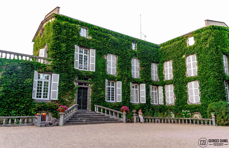 chateau de saulnat