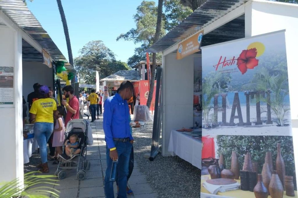 Artisanat en Fete Haiti Tourisme