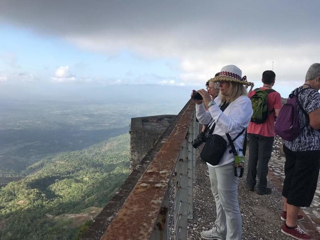 Citadelle la FERRIERE, haiti tourisme