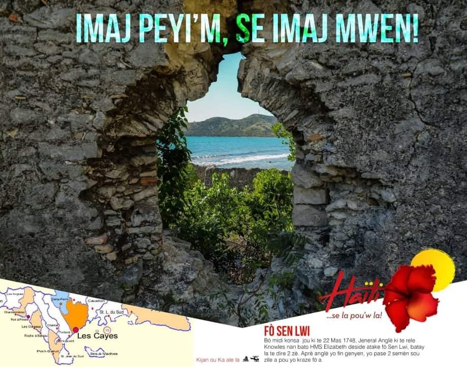 Fort saint louis Haiti