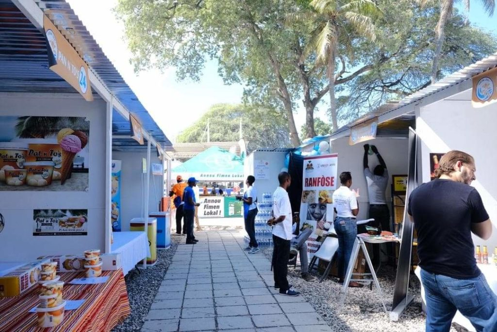 HAiti tourisme, marché Artisanal