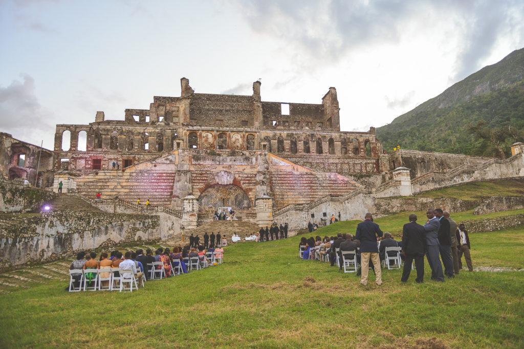 Palais sans souci haiti